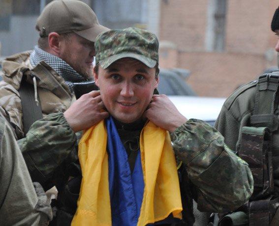 Як полтавських правоохоронців зі Сходу зустрічали (ФОТО) (фото) - фото 3