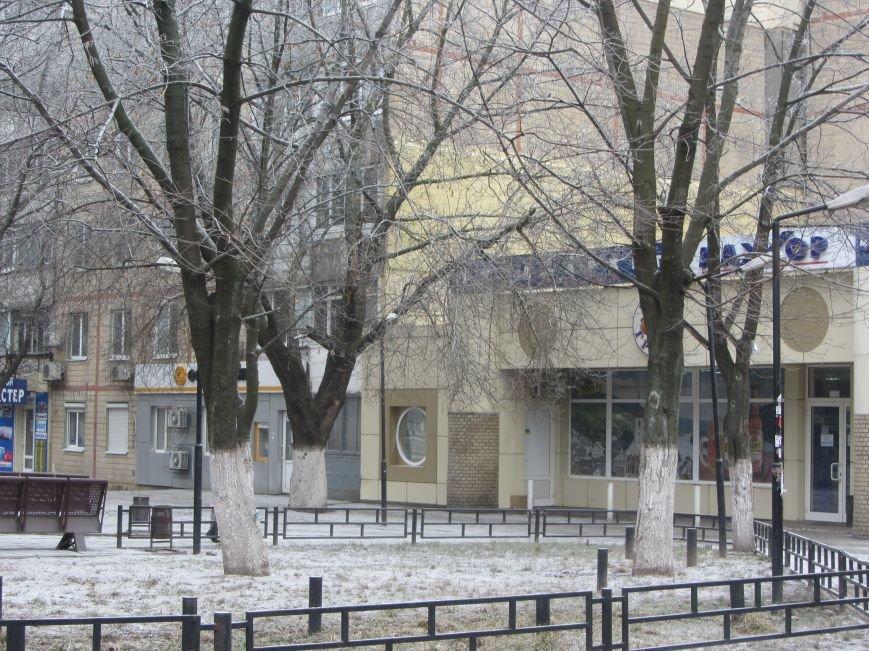 Днепропетровск припорошило снегом (ФОТО), фото-4