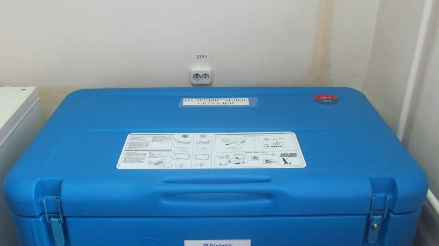 Чтобы сохранить запасы крови в Крым прислали специальный