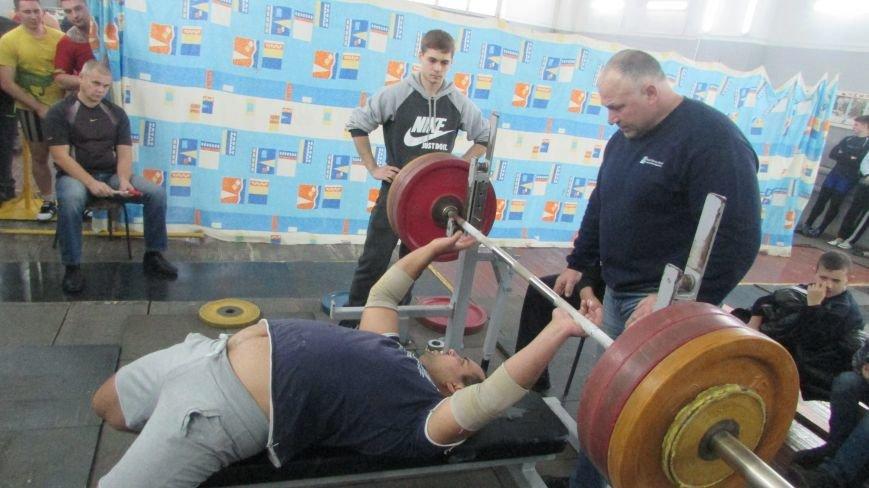 В Северодонецке прошли соревнование по жиму лежа (ФОТО), фото-4