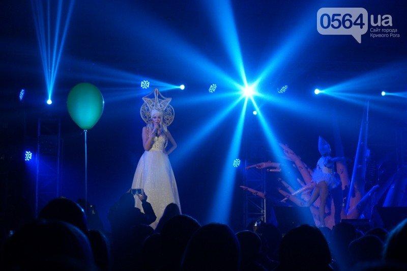 "Супер блондинка Оля Полякова ""зажгла"" в Кривом Роге (ФОТО), фото-10"