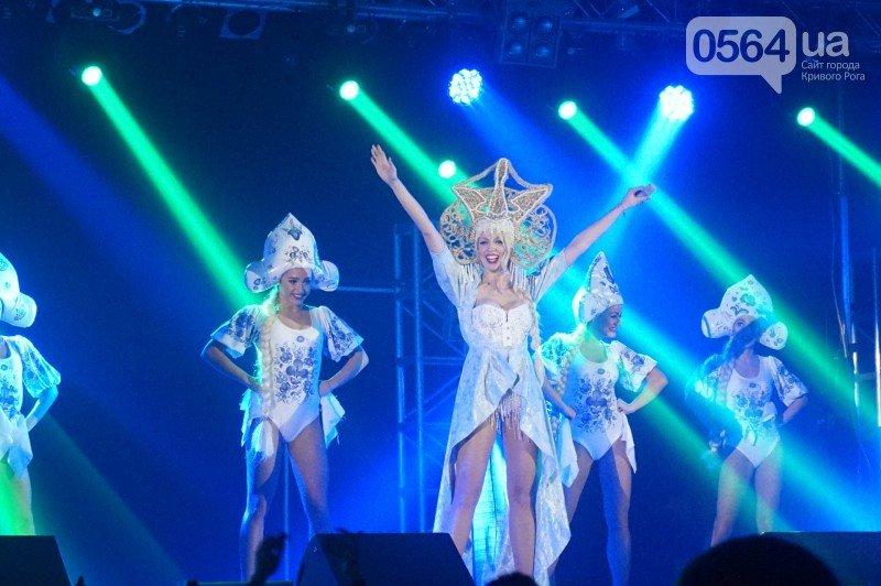 "Супер блондинка Оля Полякова ""зажгла"" в Кривом Роге (ФОТО), фото-4"