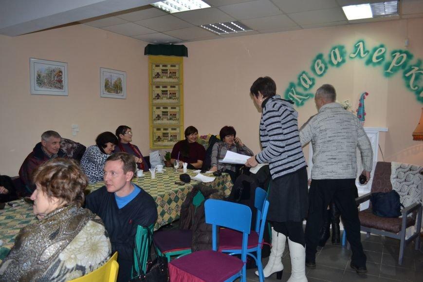 На вечере поэзии в Кривом Роге читали и говорили о любви (ФОТО), фото-12