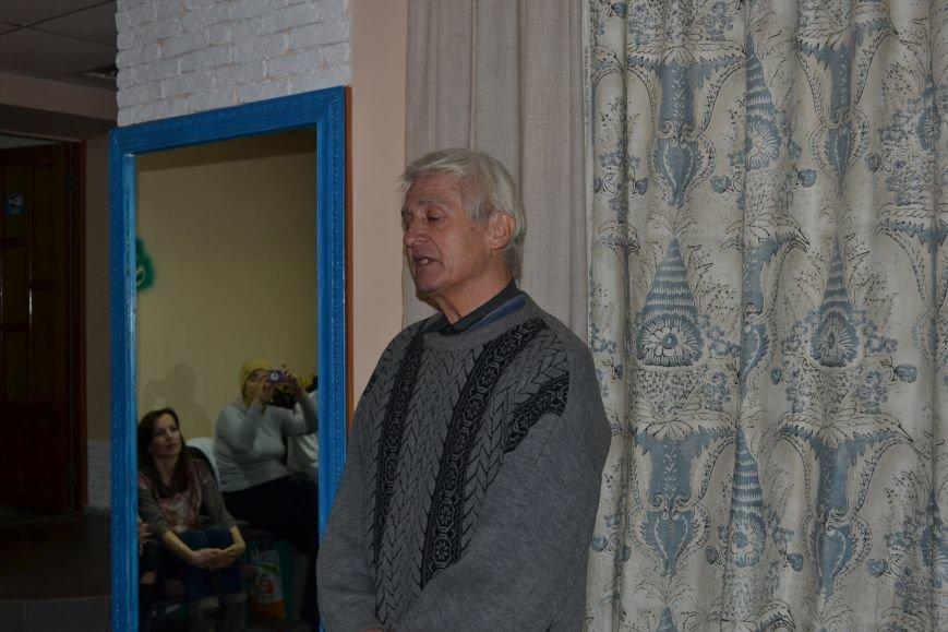 На вечере поэзии в Кривом Роге читали и говорили о любви (ФОТО), фото-7