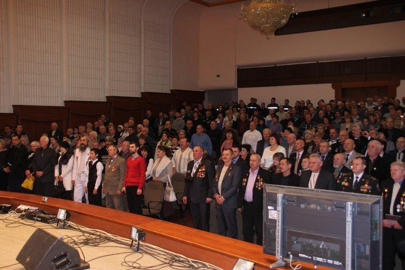 В Днепропетровске прошел фестиваль «Чернобыльские мотивы» (фото) - фото 5