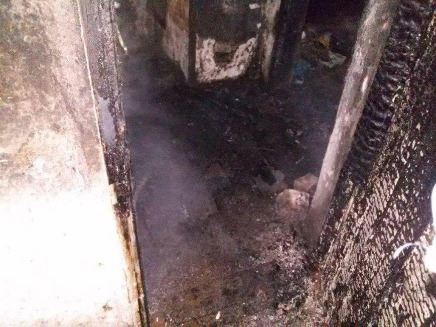 В доме по улице Грабовского  от огня погибло два мариупольчанина (ФОТО), фото-3