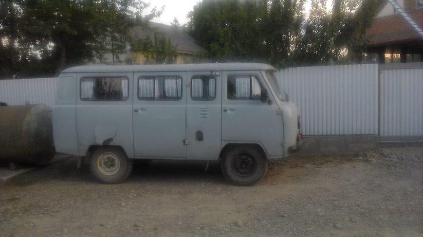 На переддову Буковини відправили УАЗик (фото) (фото) - фото 1