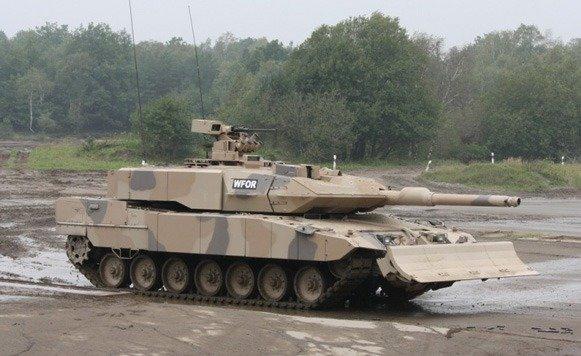 Топ-10 танков мира, фото-1