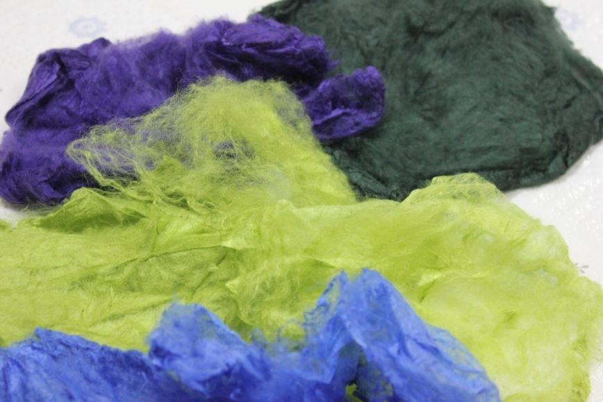 Сыктывкарка не только создает свою одежду, но даже ткани (фото) - фото 2