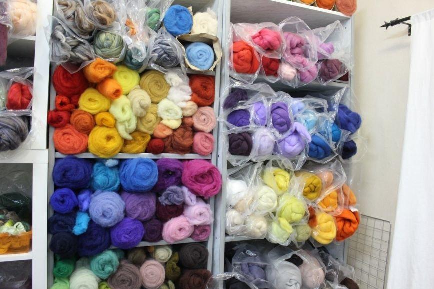 Сыктывкарка не только создает свою одежду, но даже ткани (фото) - фото 5
