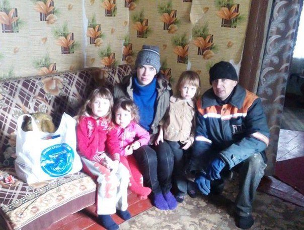 В Донецкой области боевики залпом из
