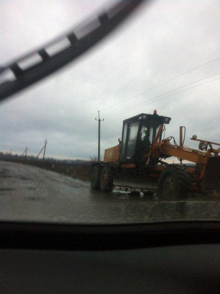 Як на Тернопільщині ремонтують дороги? (фото) (фото) - фото 1