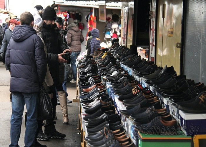 Фоторепортаж: в Гродно на рынке