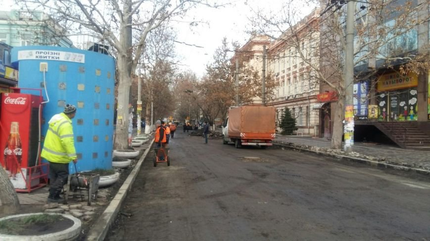 В Днепропетровске продолжается ремонт улицы Московской (ФОТО) (фото) - фото 5