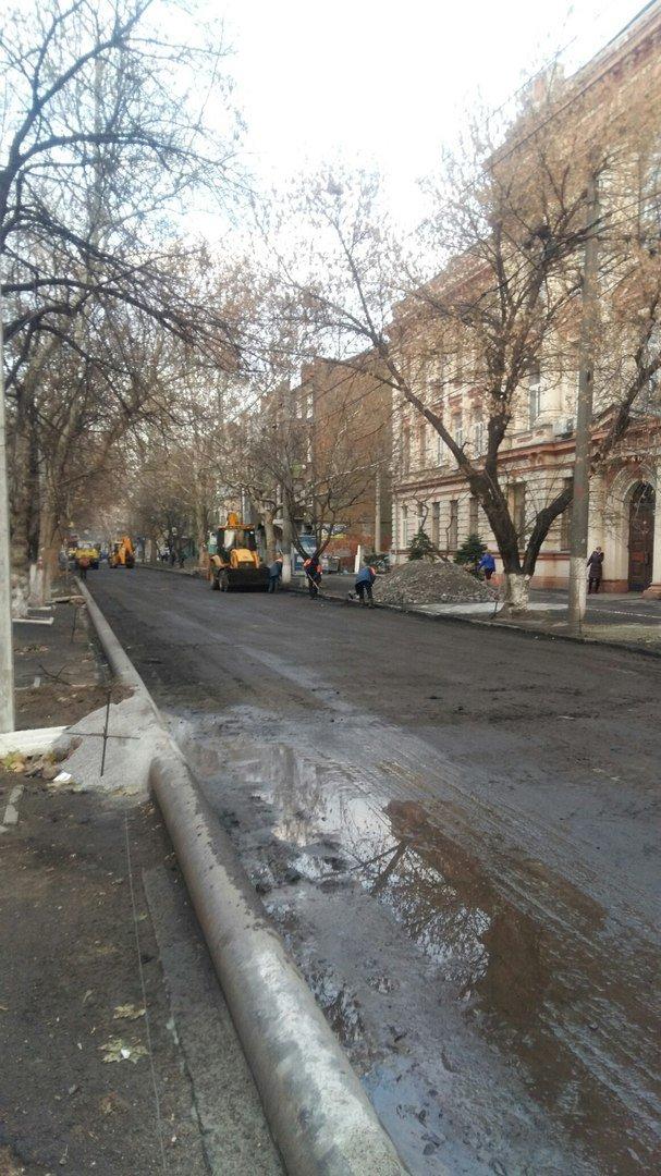 В Днепропетровске продолжается ремонт улицы Московской (ФОТО) (фото) - фото 12