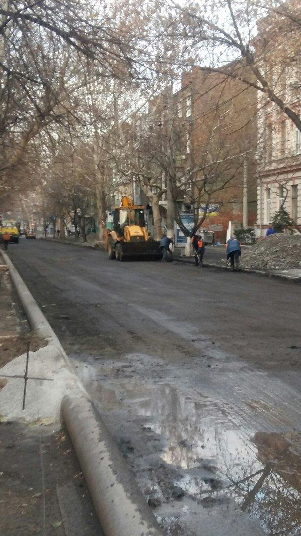 В Днепропетровске продолжается ремонт улицы Московской (ФОТО) (фото) - фото 6