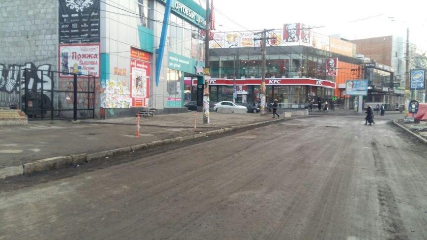 В Днепропетровске продолжается ремонт улицы Московской (ФОТО) (фото) - фото 4