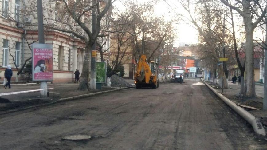 В Днепропетровске продолжается ремонт улицы Московской (ФОТО) (фото) - фото 8