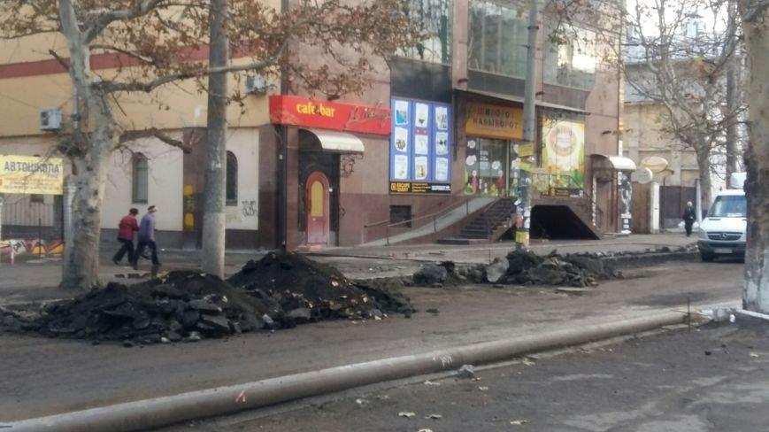 В Днепропетровске продолжается ремонт улицы Московской (ФОТО) (фото) - фото 10