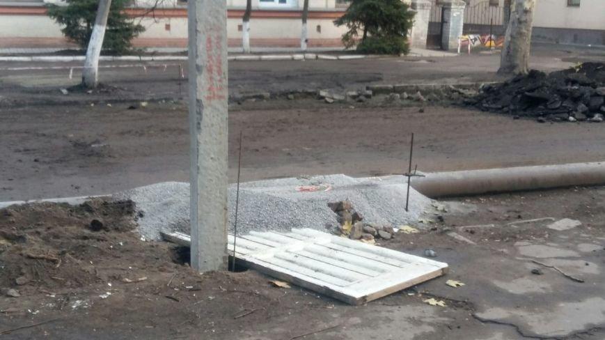 В Днепропетровске продолжается ремонт улицы Московской (ФОТО) (фото) - фото 9