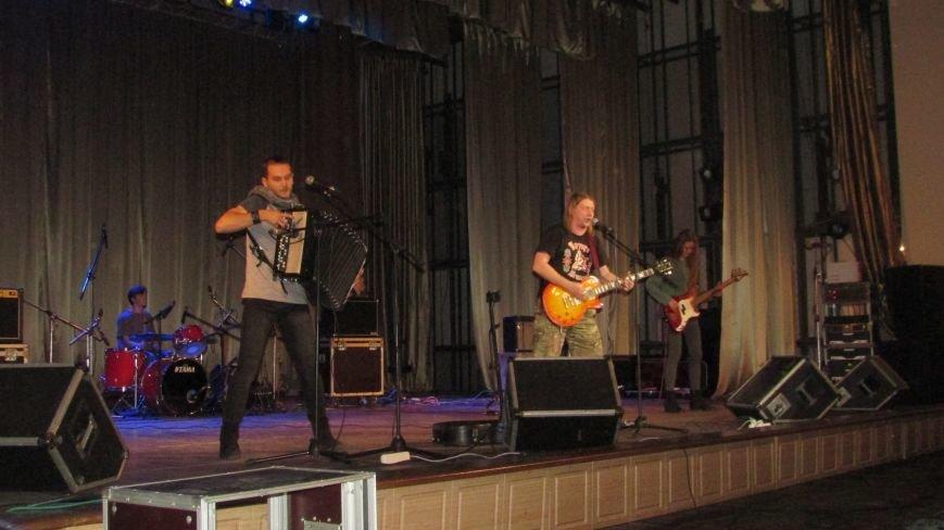 В Северодонецке выступили две украинские музыкальные группы (ФОТО), фото-1