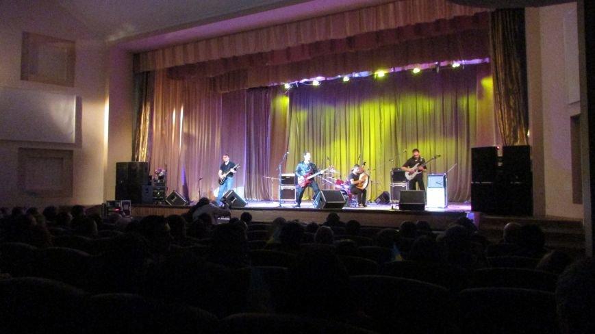 В Северодонецке выступили две украинские музыкальные группы (ФОТО), фото-4