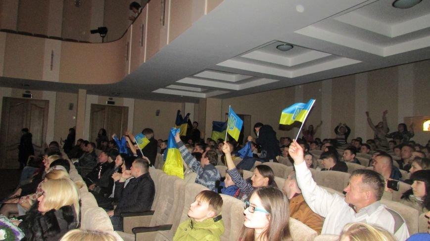 В Северодонецке выступили две украинские музыкальные группы (ФОТО), фото-2