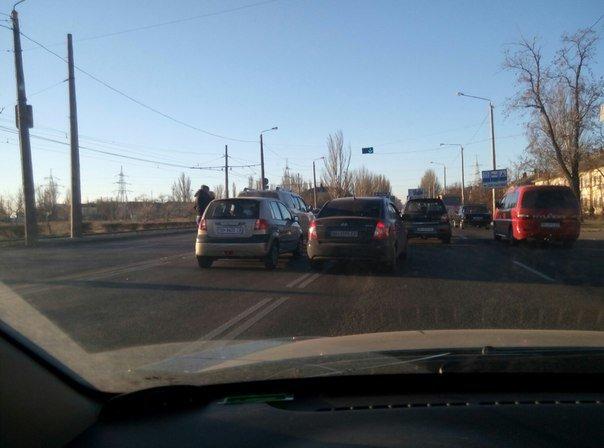 В одесской Лузановке случилось серьезная авария (ФОТО) (фото) - фото 1