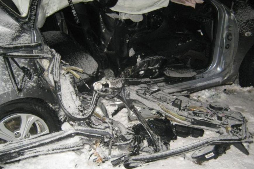 В Белгородской области в ДТП погиб двухлетний ребёнок (фото) - фото 1