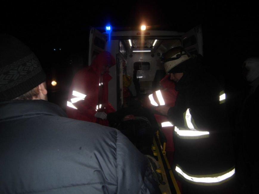 В Киевской области дерево рухнуло на автомобиль с людьми (ФОТО) (фото) - фото 5