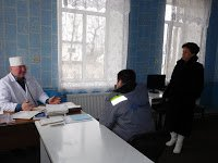 Председатель райсовета погадала на Андреевских вечерницах (фото) - фото 1