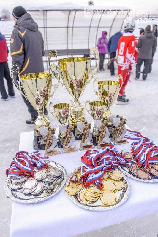 В Полевском определили победителей международного турнира по хоккею с мячом (фото) - фото 1