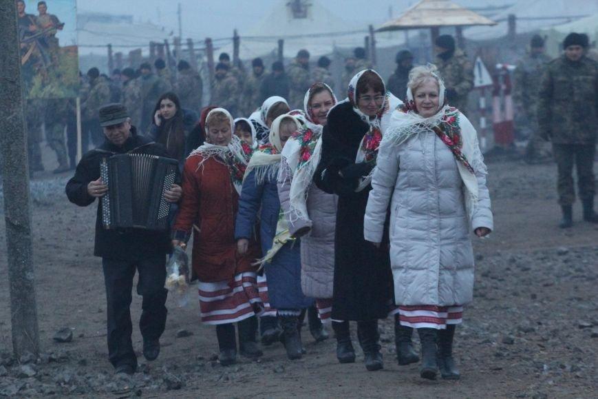 Специальный корреспондент 056.ua побывал в расположении боевой части в зоне АТО (ФОТО), фото-19