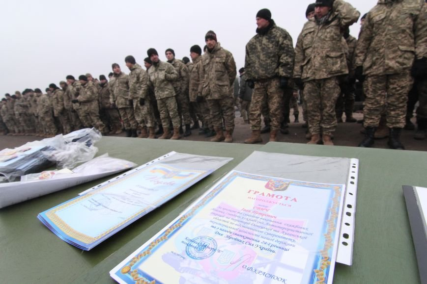 Специальный корреспондент 056.ua побывал в расположении боевой части в зоне АТО (ФОТО), фото-9