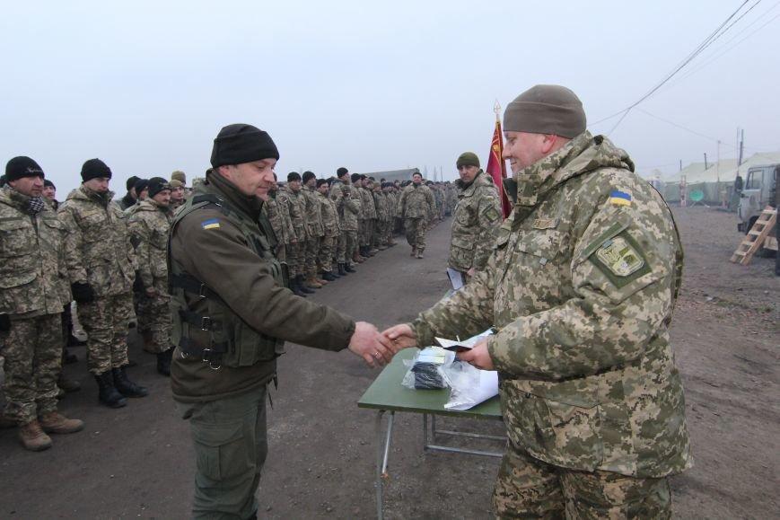 Специальный корреспондент 056.ua побывал в расположении боевой части в зоне АТО (ФОТО), фото-15