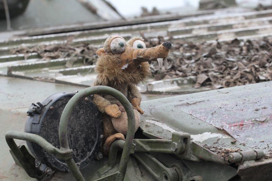 Специальный корреспондент 056.ua побывал в расположении боевой части в зоне АТО (ФОТО), фото-3