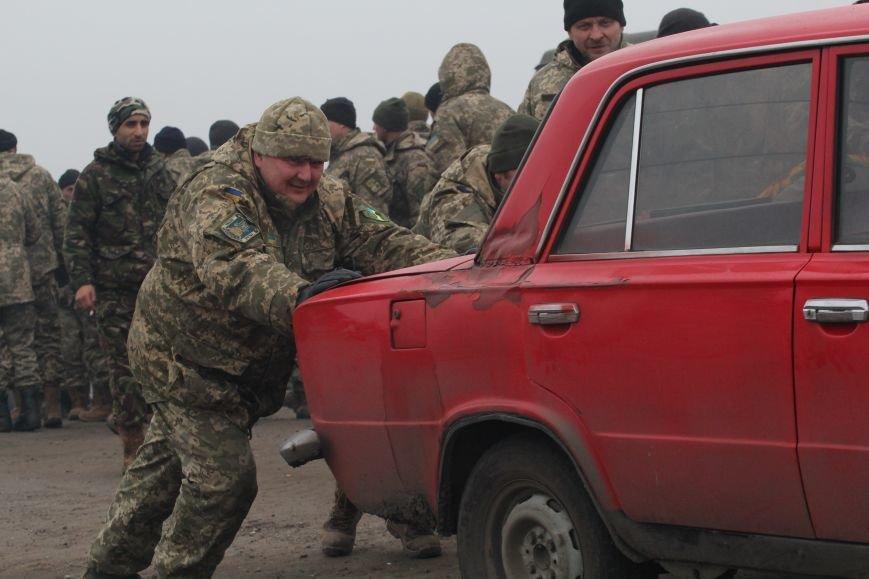 Специальный корреспондент 056.ua побывал в расположении боевой части в зоне АТО (ФОТО), фото-6