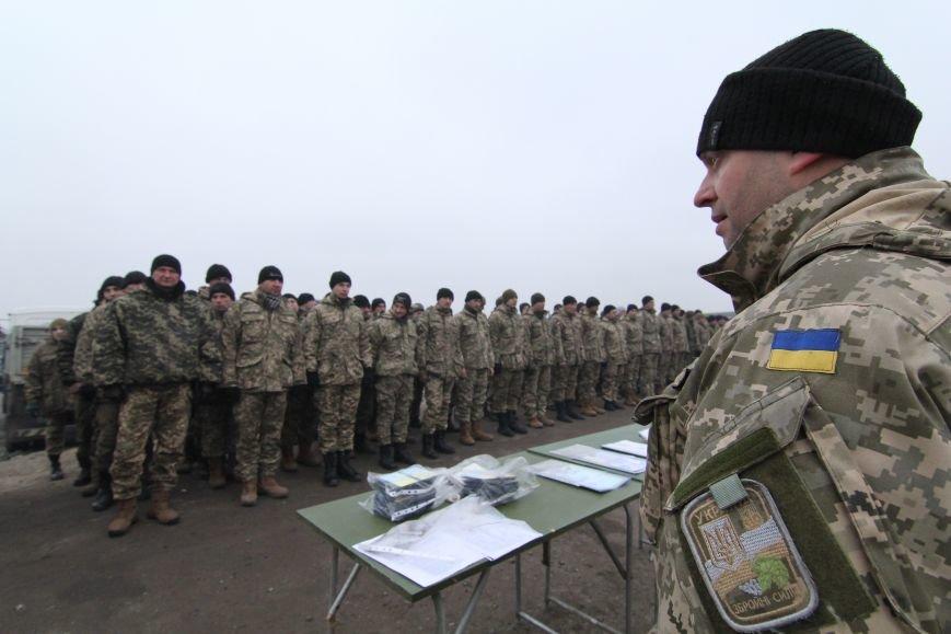 Специальный корреспондент 056.ua побывал в расположении боевой части в зоне АТО (ФОТО), фото-12