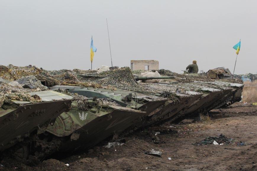 Специальный корреспондент 056.ua побывал в расположении боевой части в зоне АТО (ФОТО), фото-1