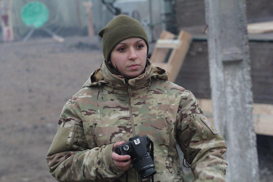 Специальный корреспондент 056.ua побывал в расположении боевой части в зоне АТО (ФОТО), фото-10