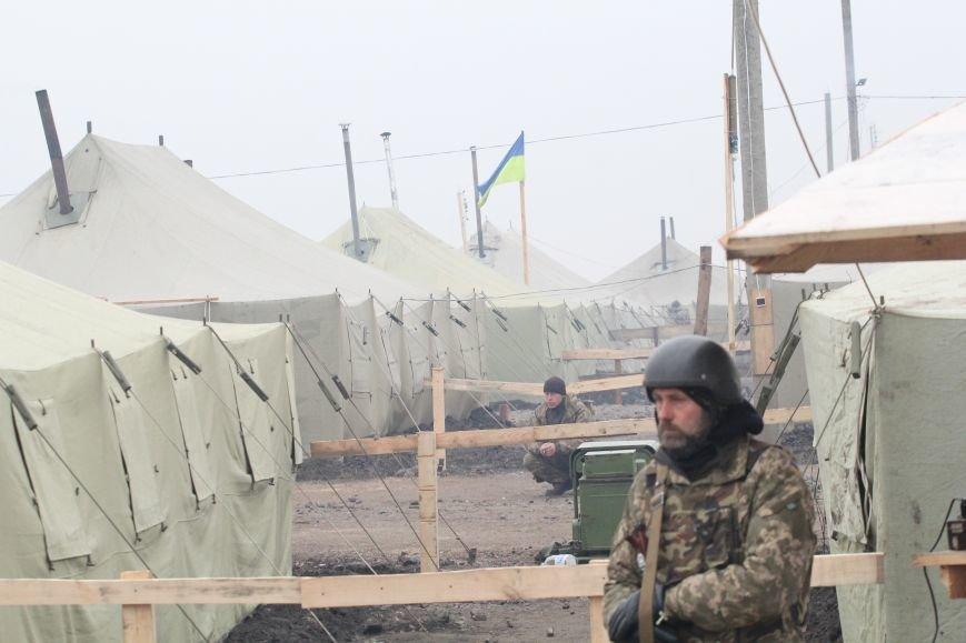 Специальный корреспондент 056.ua побывал в расположении боевой части в зоне АТО (ФОТО), фото-8
