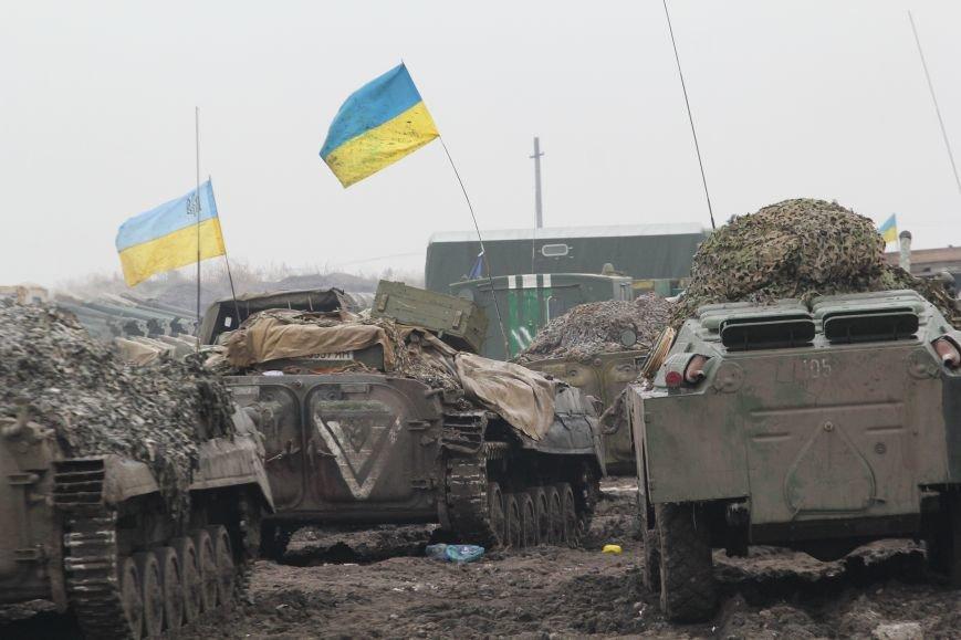Специальный корреспондент 056.ua побывал в расположении боевой части в зоне АТО (ФОТО), фото-7