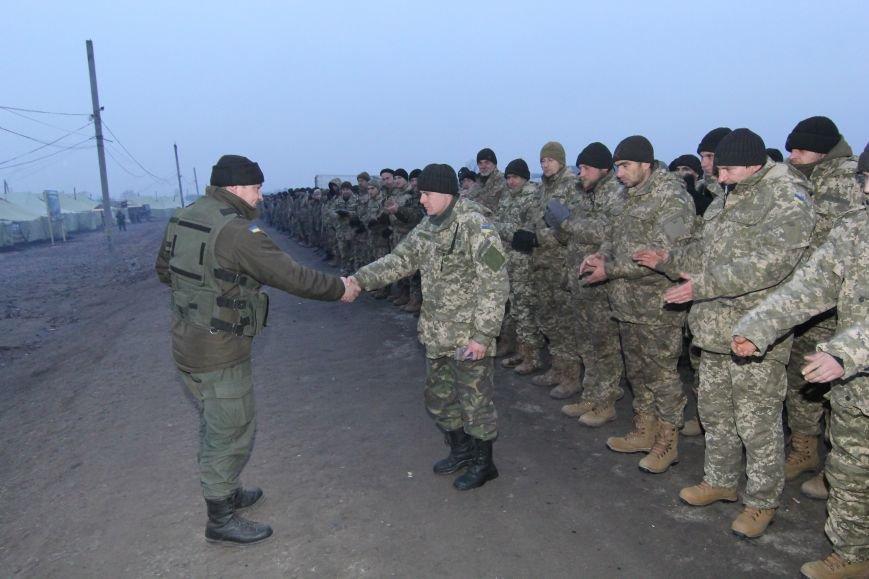 Специальный корреспондент 056.ua побывал в расположении боевой части в зоне АТО (ФОТО), фото-18
