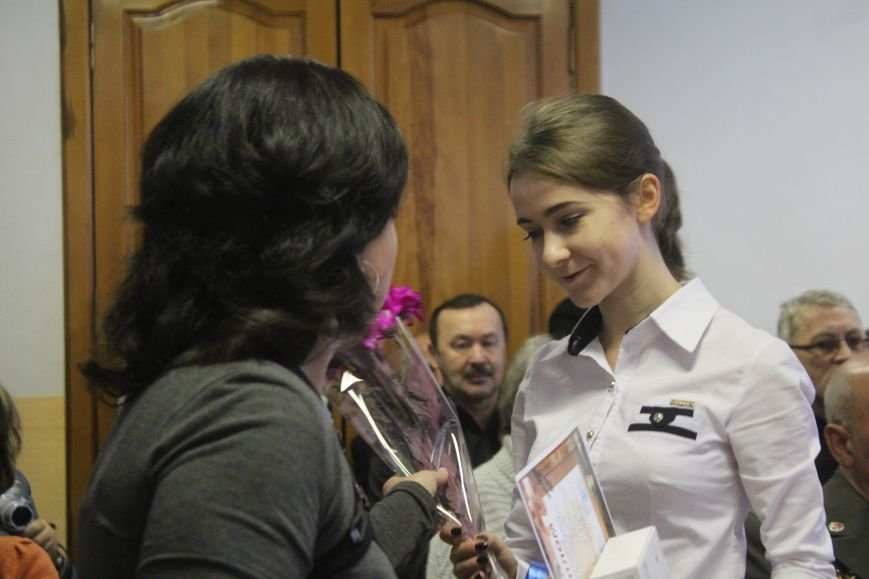 В Днепродзержинске чествовали ликвидаторов последствий аварии на ЧАЭС, фото-19