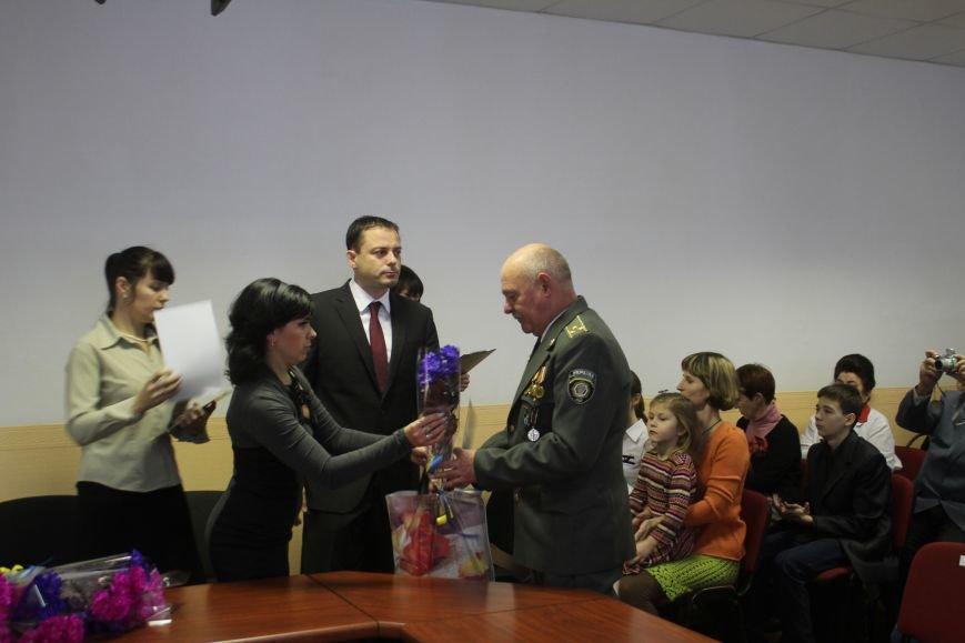 В Днепродзержинске чествовали ликвидаторов последствий аварии на ЧАЭС, фото-5