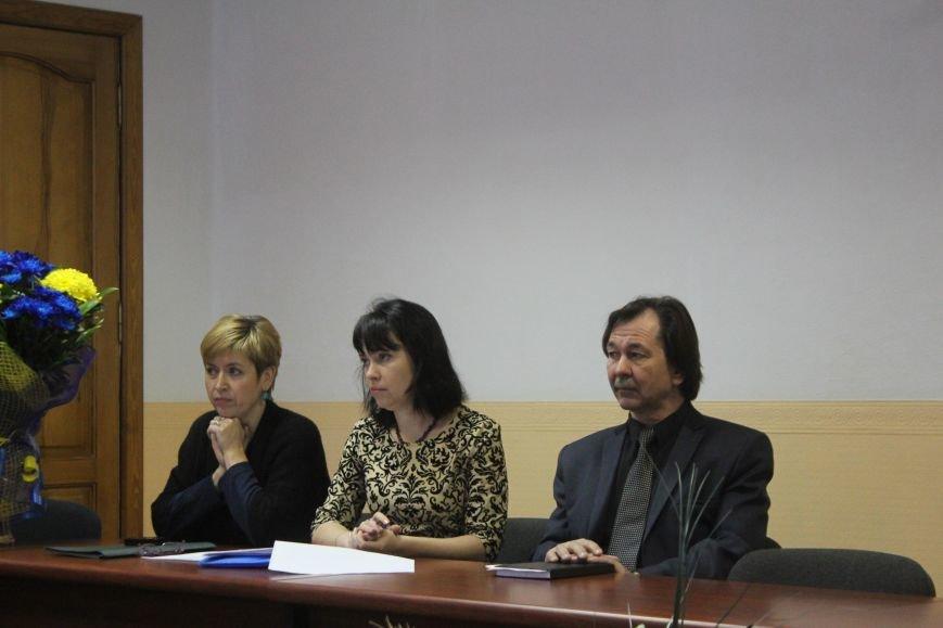 В Днепродзержинске чествовали ликвидаторов последствий аварии на ЧАЭС, фото-17
