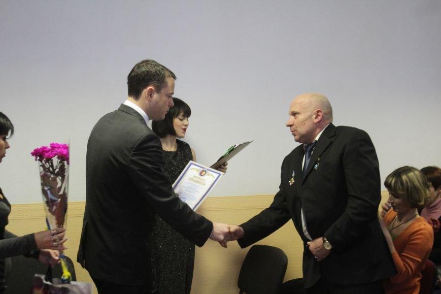 В Днепродзержинске чествовали ликвидаторов последствий аварии на ЧАЭС, фото-8
