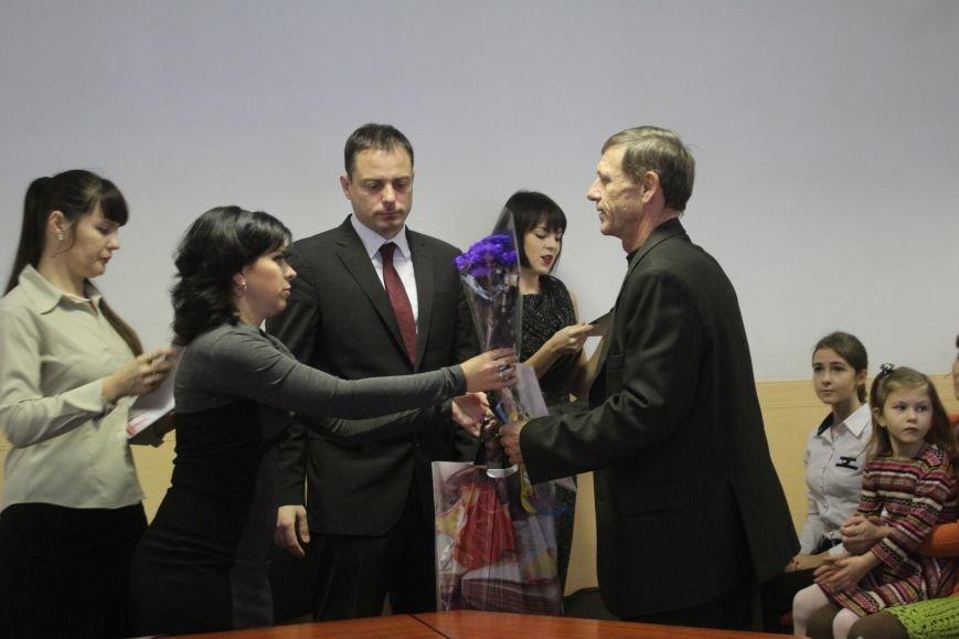 В Днепродзержинске чествовали ликвидаторов последствий аварии на ЧАЭС, фото-13