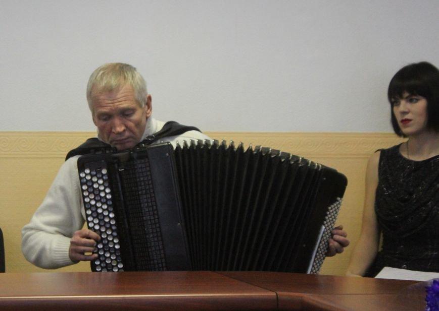 В Днепродзержинске чествовали ликвидаторов последствий аварии на ЧАЭС, фото-27
