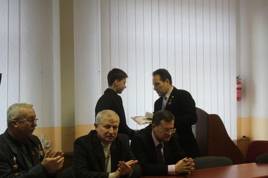 В Днепродзержинске чествовали ликвидаторов последствий аварии на ЧАЭС, фото-20